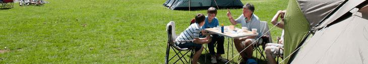 Campingstoelen