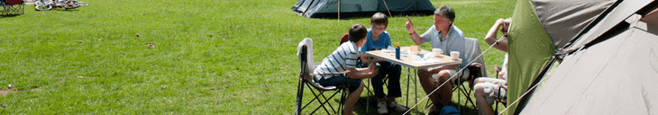 Campingtafels
