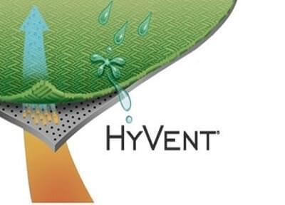 HyVent is robuust en waterdicht