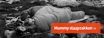 Mummyslaapzakken