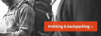 Trekking en Backpacking