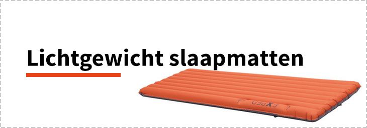 Lichtgewicht Slaapmatjes
