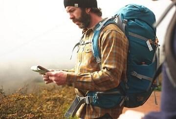 Backpackers en hikers willen zo lichtgewicht mogelijke spullen gebruiken