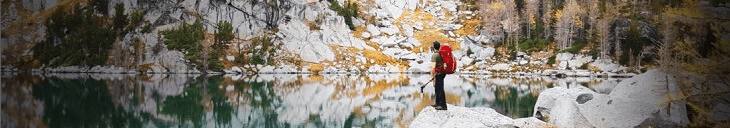Hiking en huttentocht rugzakken