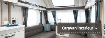 Caravan interieur