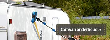 Caravan onderhoud