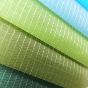Nylon ribstop tentdoek is het meest gebruikte materiaal van trekkerstenten op Outdorado.com