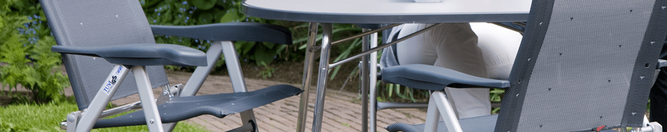 Garantie campingstoel