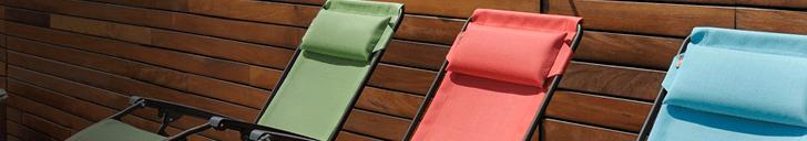 Materialen van de campingstoelen