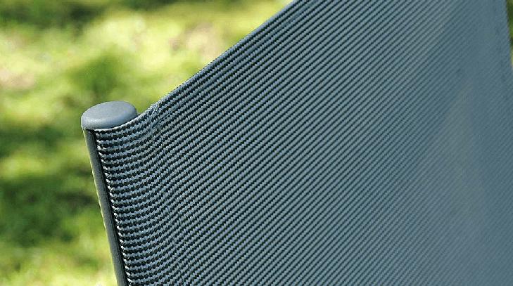 Campingstoel van Textileen
