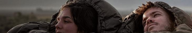 Donzen slaapzakken