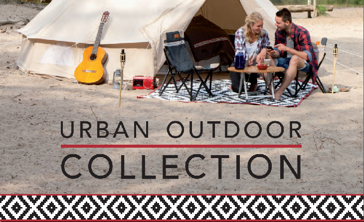 Bo-Camp Urban Outdoor Collectie