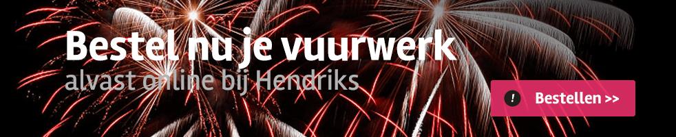 Vuurwerk Harderwijk