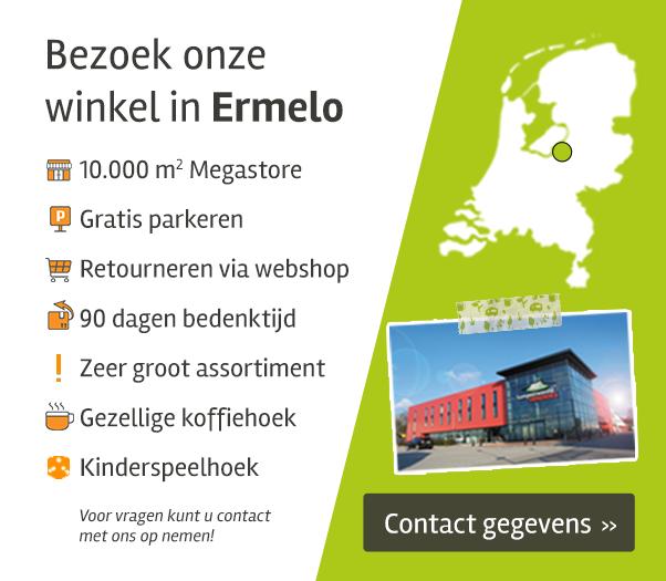 Onze winkel in Ermelo
