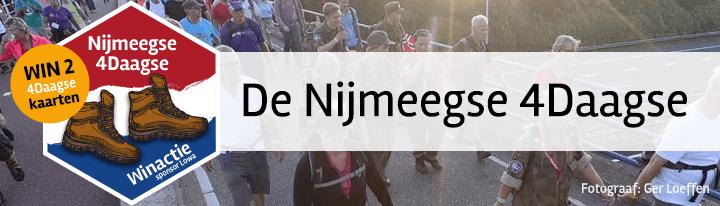 Nijmeegse 4Daagse (WinActie)