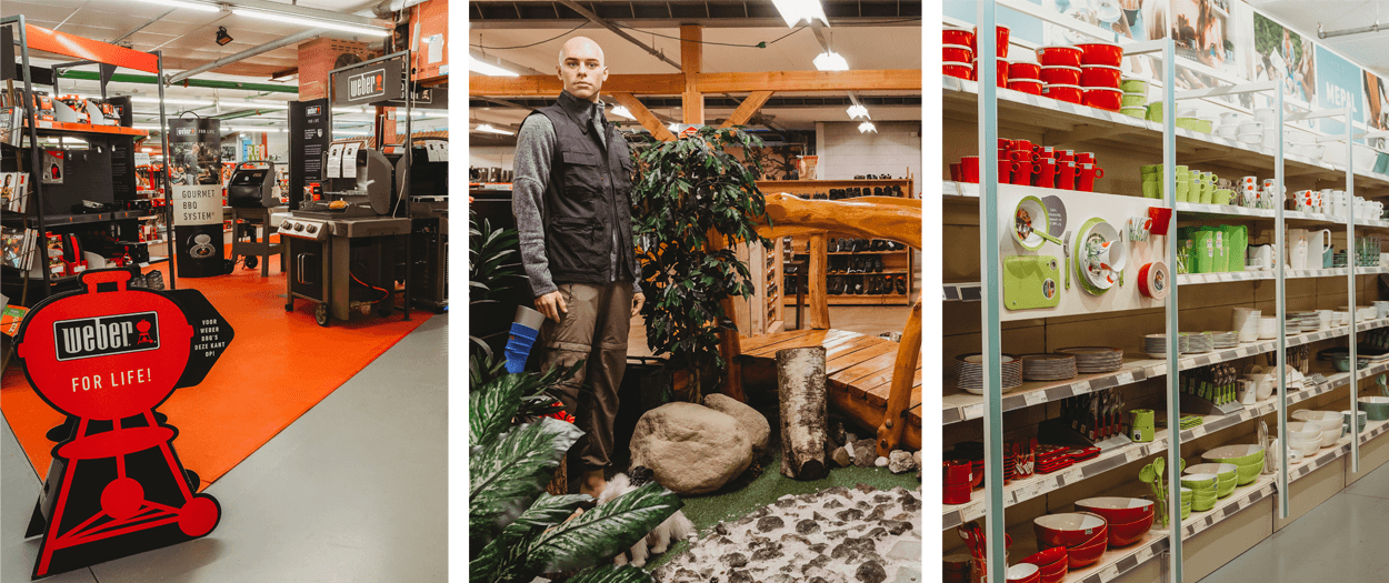 Kerstwereld Hendriks: in de winkel én online kerstshoppen