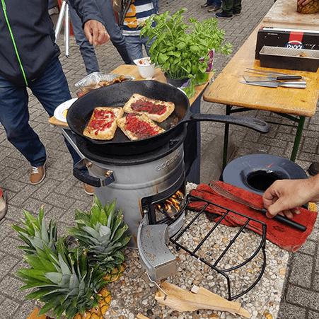 Hendriks BBQ dag