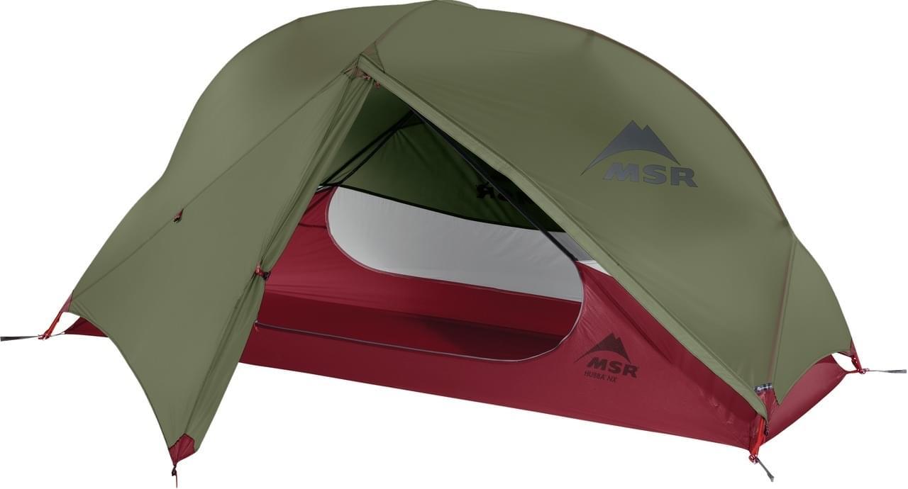 MSR Hubba NX - 1 Persoons Tent - Groen