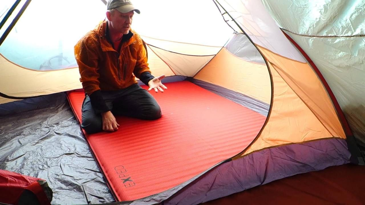 Exped SIM Comfort Duo 7.5