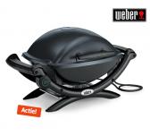 Weber Q 1400 / Elektrische Barbecue