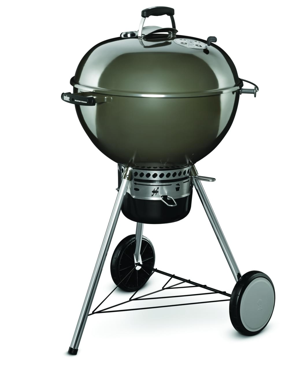Weber Master-Touch GBS 57cm - Houtskool Barbecue