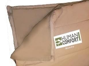 Human Comfort Katoen 95x220 lakenzak - Beige