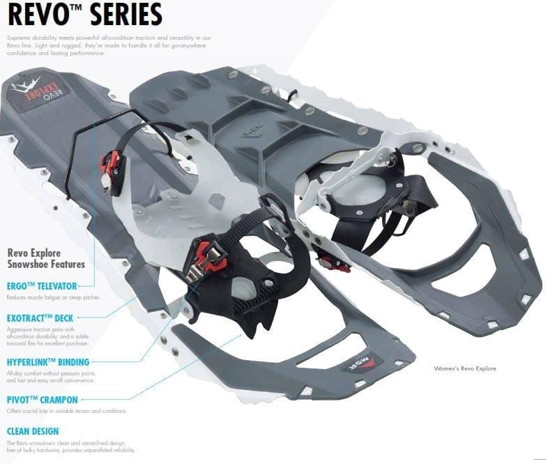 MSR Revo Trail 22 Women