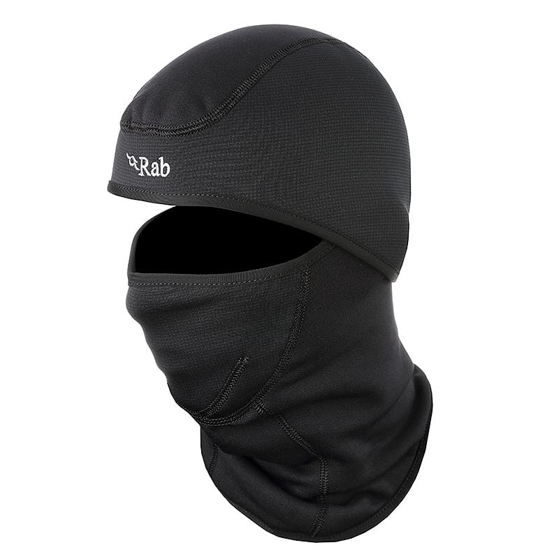 RAB Shadow Balaclava Black
