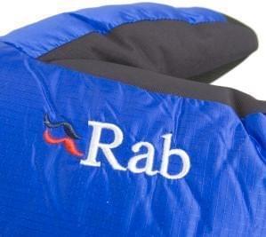 RAB Endurance Down Mitt Royal