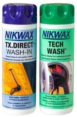 Nikwax Twin Pack Tech Wash/ TX-Direct 300 ml