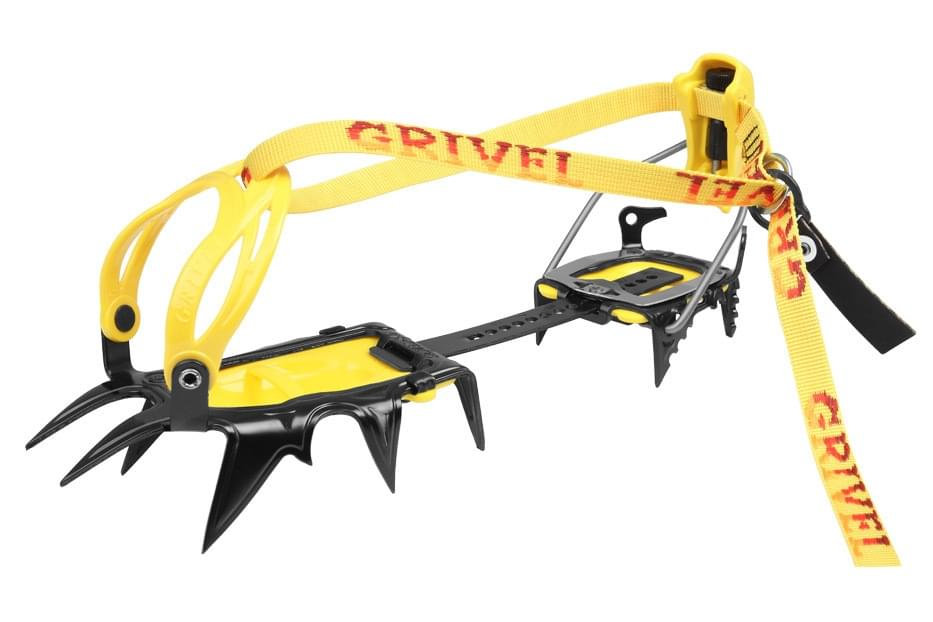 Grivel G12 New Matic Stijgijzer