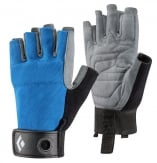 Black Diamond Crag Half Finger Glove Blue