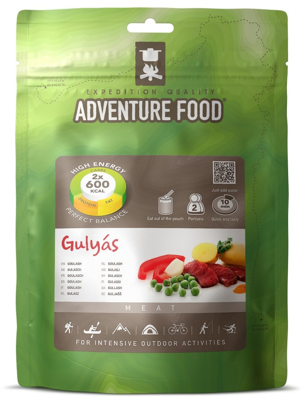 Adventure Food Twee porties Goulash