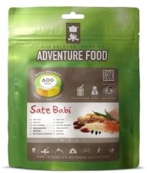 Adventure Food Een portie Nasi sate
