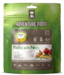 Adventure Food Vegetarisch  Een portie Pasta Walnoot