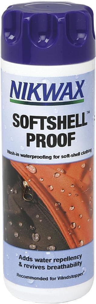 Nikwax Softshell Proof