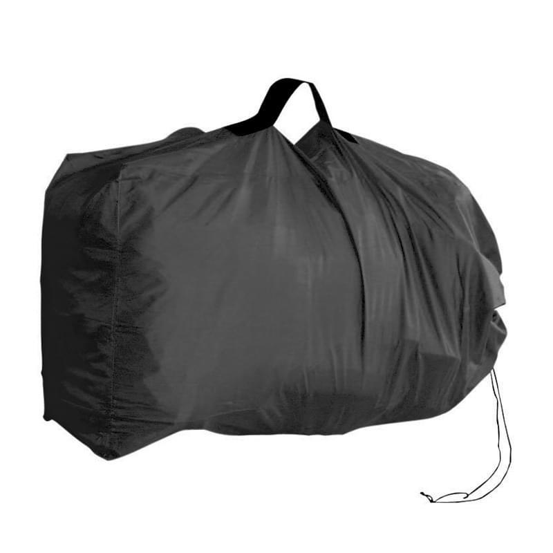 Lowland Flightbag Zwart