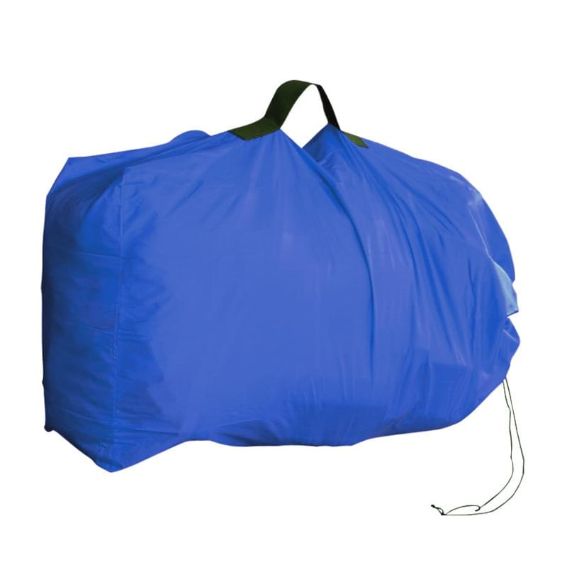 Lowland Flightbag Blauw