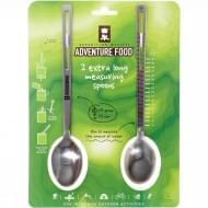 Adventure Food 2 Extra Long Measuring Spoons