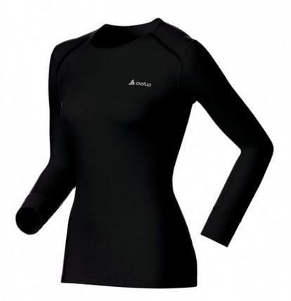 Odlo Crew Neck Warm Thermoshirt Dames