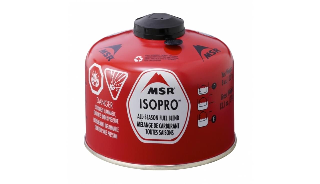 MSR IsoPro Canister