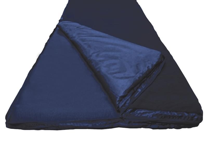 Human Comfort Matras Combinatie Gassin slaapmat met hoes - Blauw