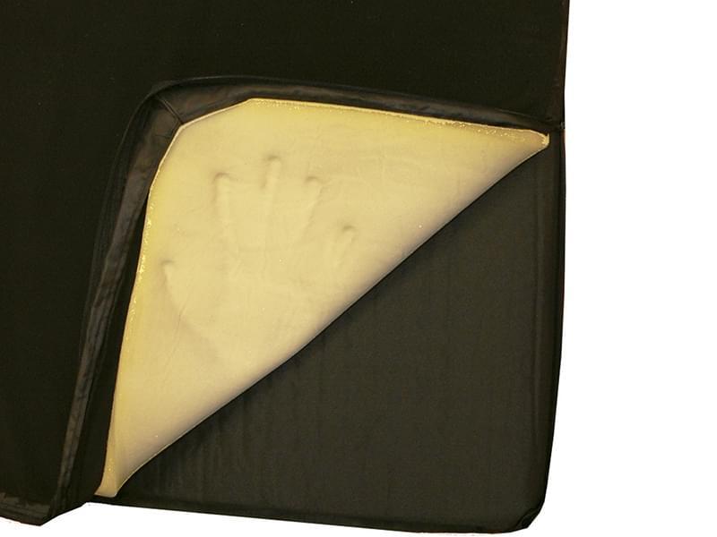 Human Comfort Memory Foam Cover 75 Slaapmathoes