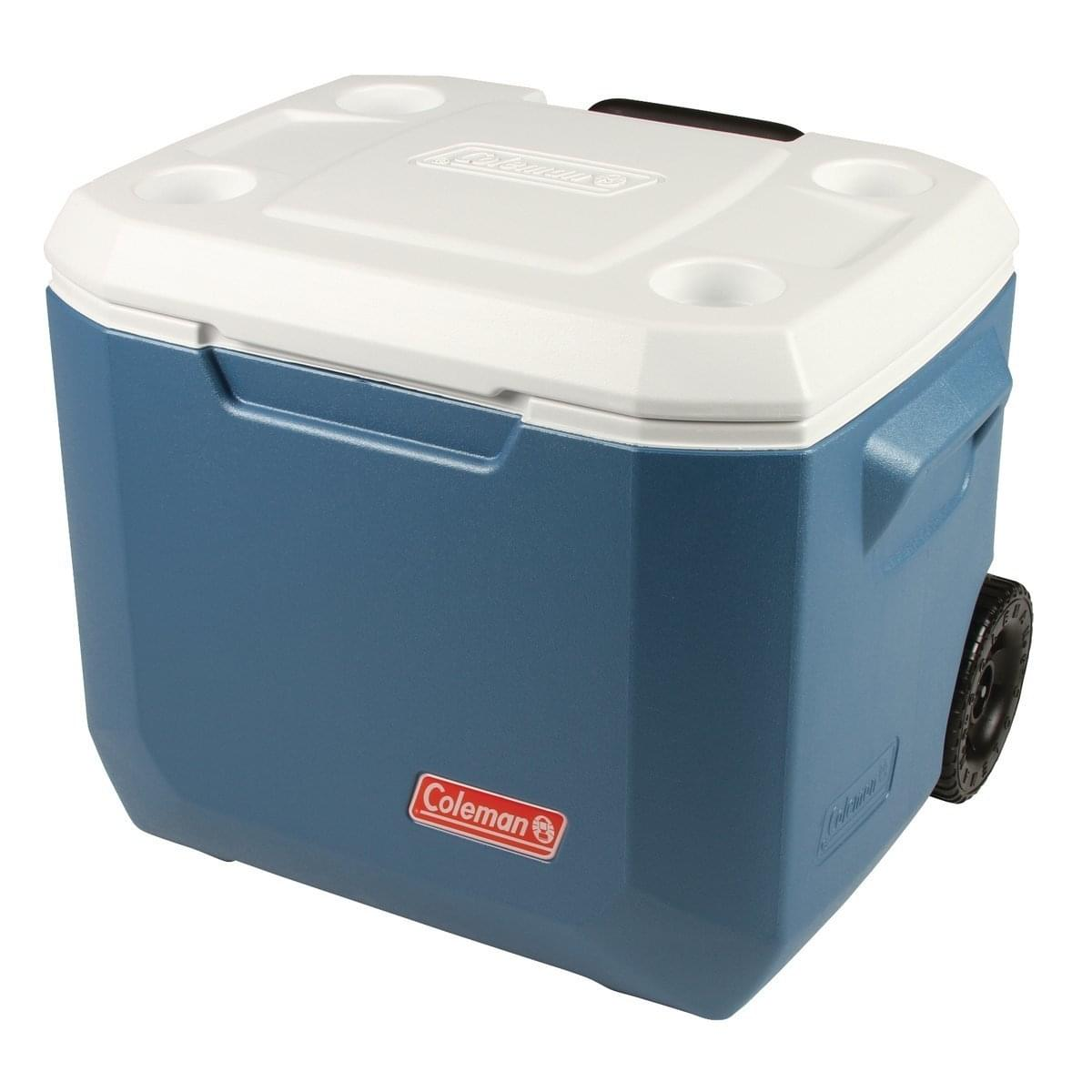 Coleman 50Qt Xtreme Wheeled Cooler Koelbox