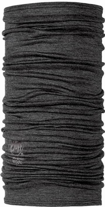 Wool Buff Solid Grey