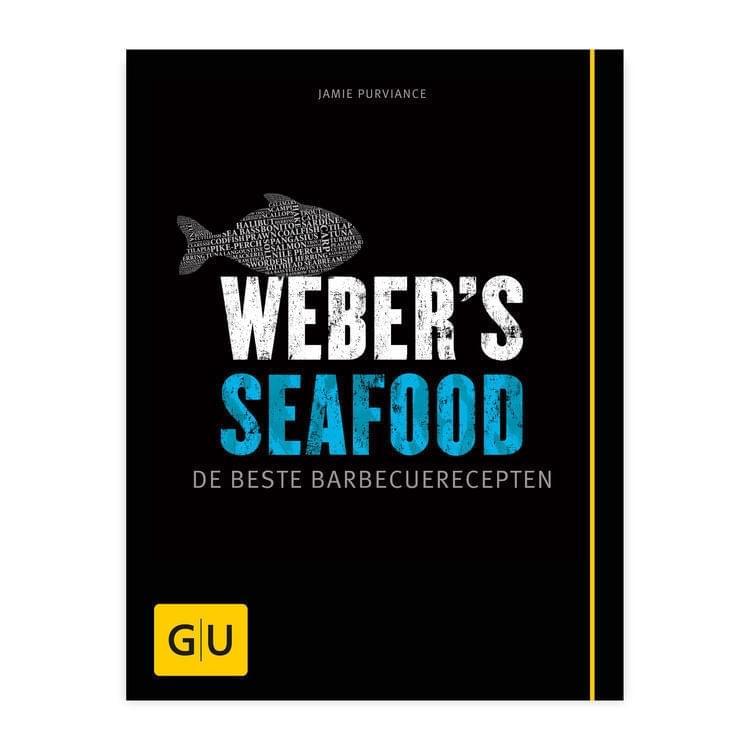 Weber kookboek Seafood