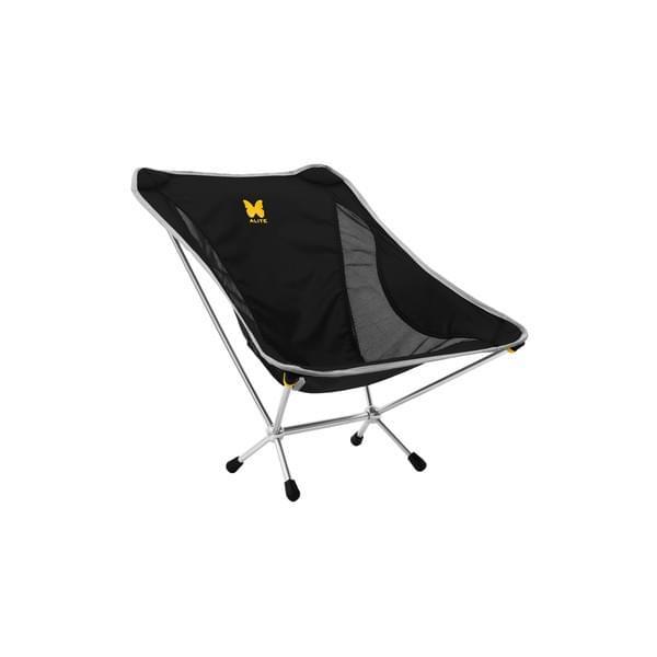 Alite Mantis Chair Black lichtgewicht stoel