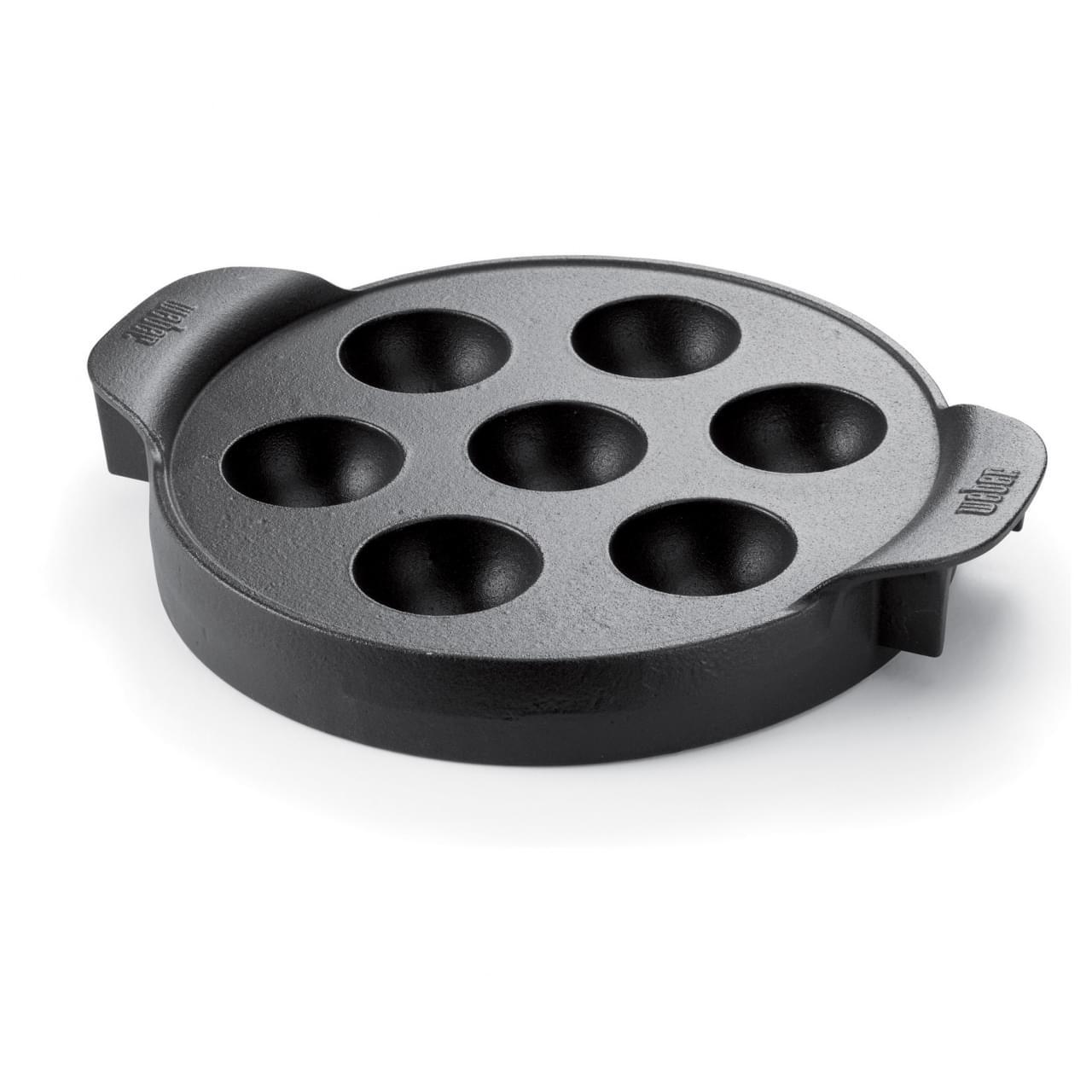 Weber Gourmet BBQ System - Poffertjespan
