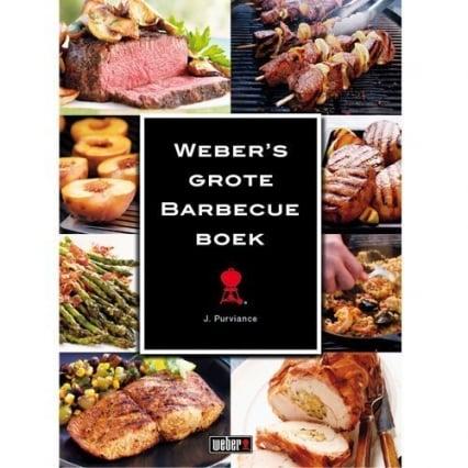 Weber Weber's Grote Barbecueboek