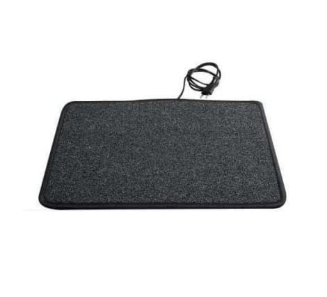 Heatek Verwarmd vloerkleed 110x60 grijs